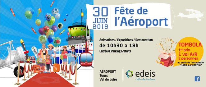 Fête de l'Aéroport - 30 Juin 2019