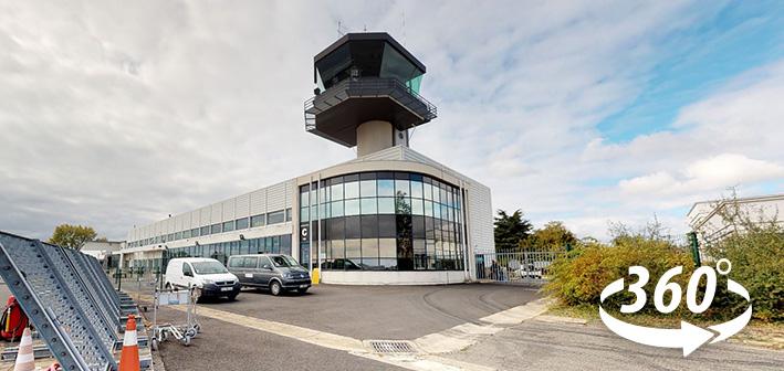 L'Aéroport en 360°